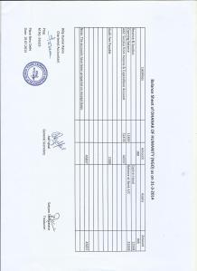 balance sheet - FY 2013-2014 (sheet 2)