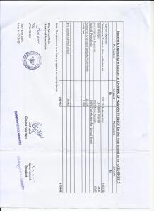 balance sheet - FY 2014-2015 (sheet 3)