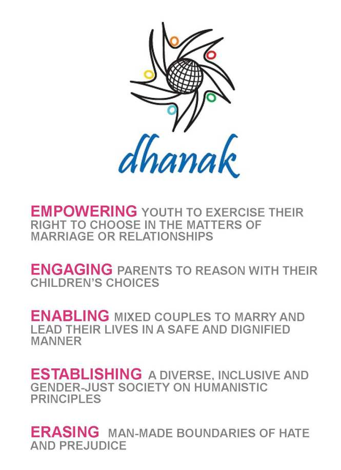 What does Dhanak do?